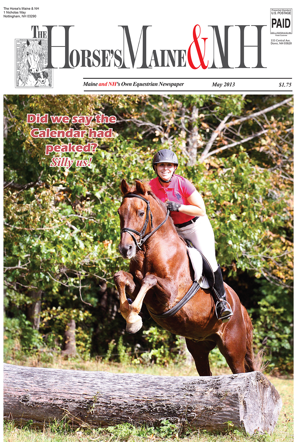 Horses Maine May Issue-1