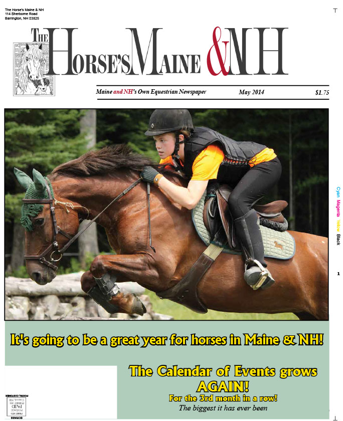 Horses Maine May issue for web-1