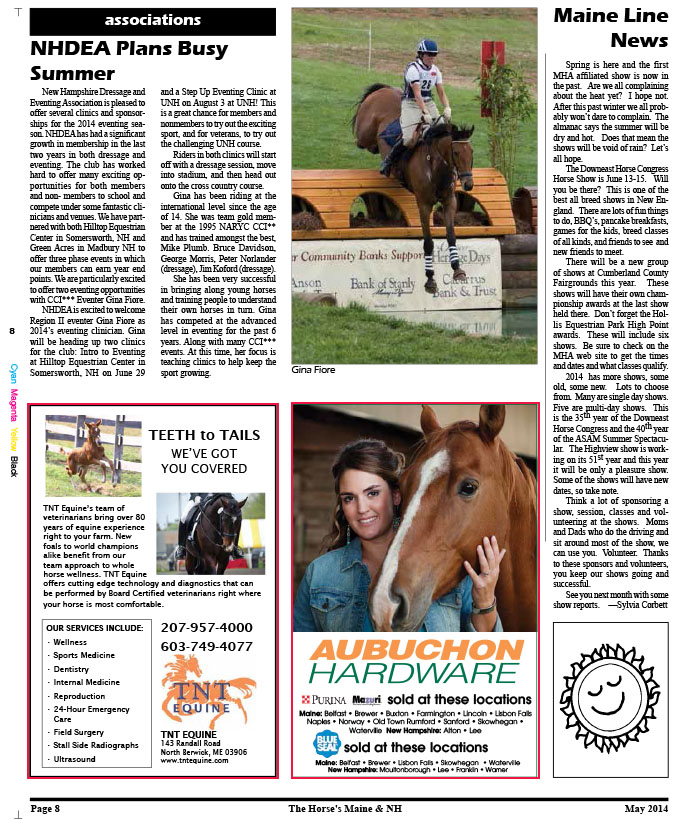 Horses Maine May issue for web-8