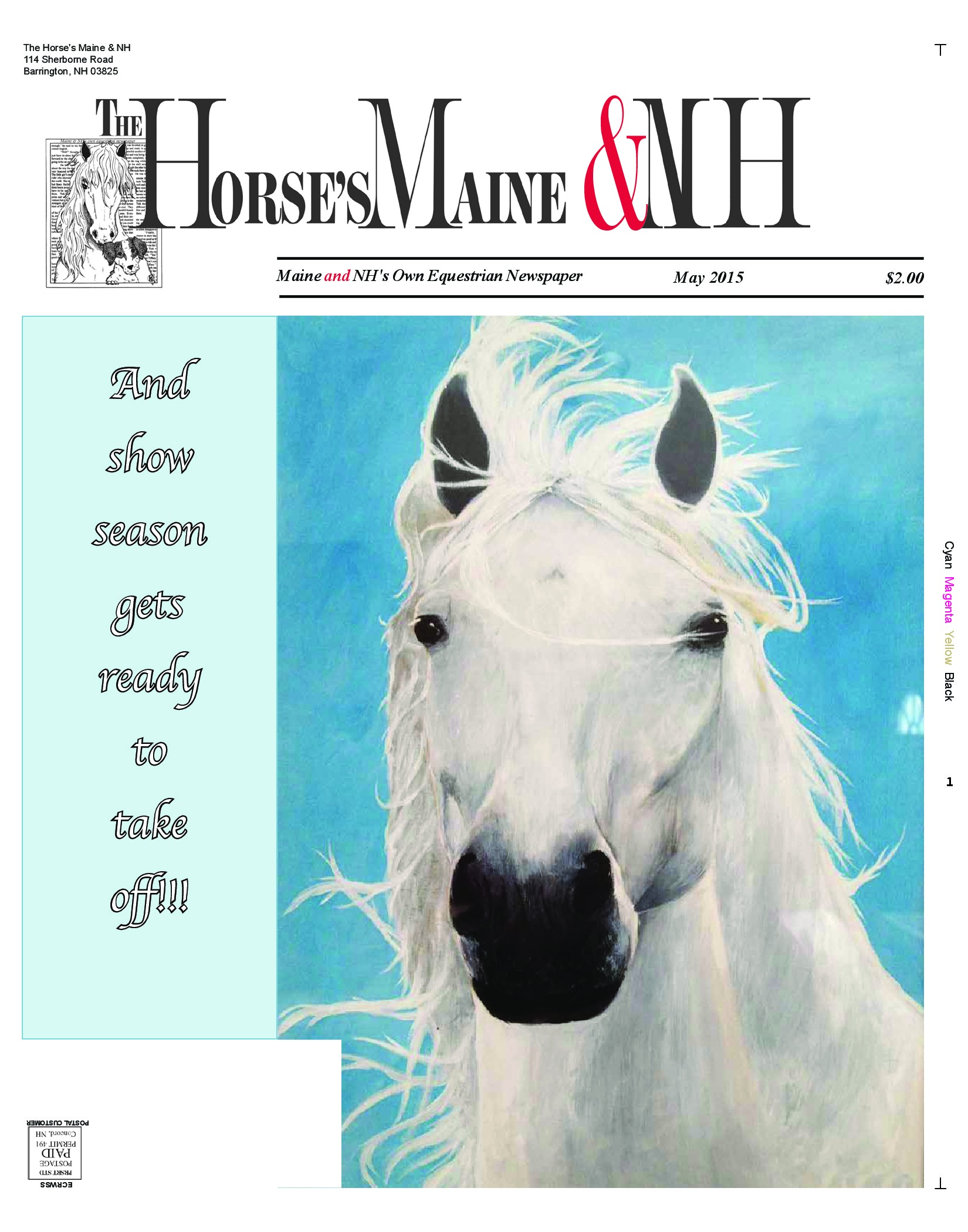 May 2015 Issue