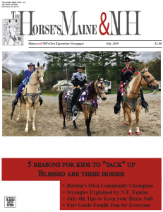 Monthly Issue July 2019 – Horse's Maine & New Hampshire