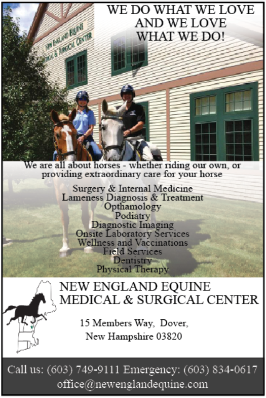 New England Equine Medical and-Surgical Center