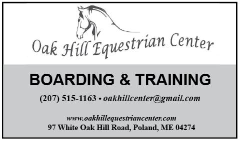 Oak Hill Equestrian Center