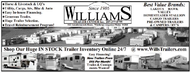 Williams Trailers