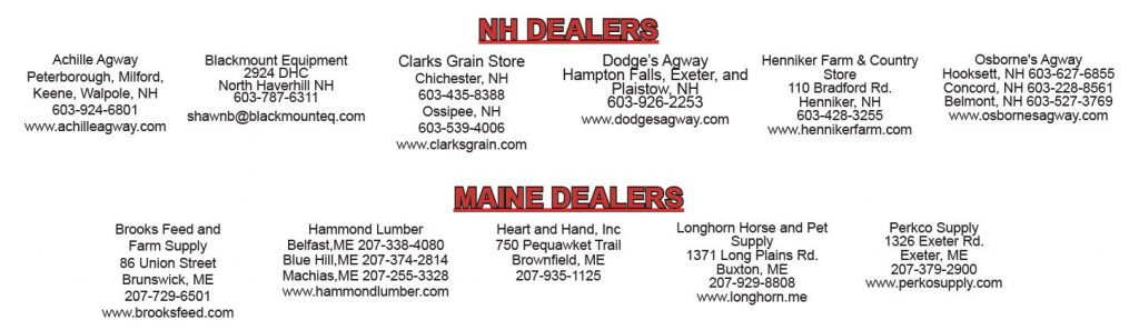 NH and Maine Poulin Grain Dealers
